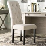 Oshiro Upholstered Dining Chair (Set of 2)