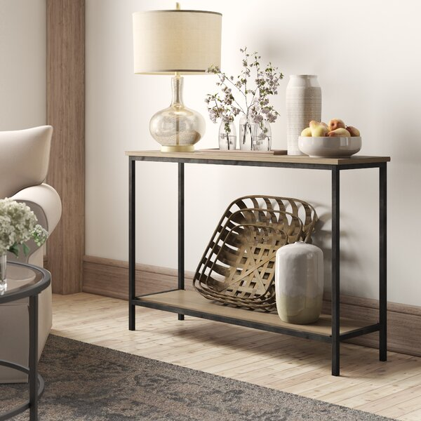 """Shop Kevon 47"""" Console Table from Wayfair on Openhaus"""