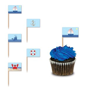 Nautical Picks (Set of 12)