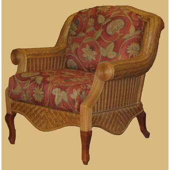 Design Toscano HA96742 Madame De Pompadour Sitting Room Arm Chair