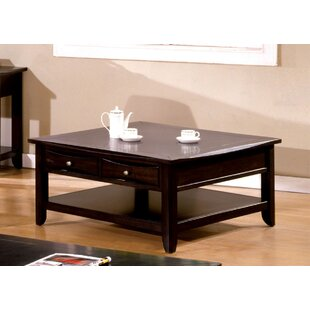 Steer 2 Piece Coffee Table Set Latitude Run