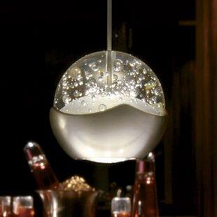 WAC Lighting Genesis 1-Light Globe Pendant