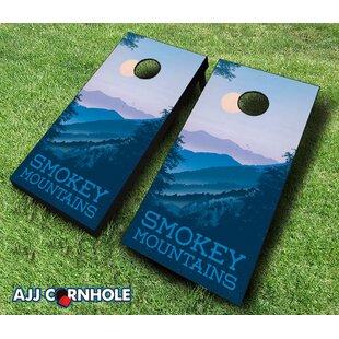 AJJ Cornhole Smokey Mounta..