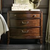 Palisade 3 Drawer Bachelor's Chest by Hooker Furniture