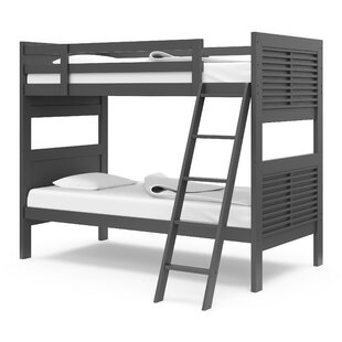 Marnie Kids Milo Twin over Twin Bunk Bed