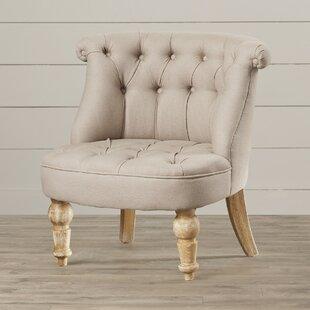 Balsamine Slipper Chair by Lark Manor
