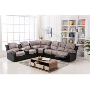 Addison Theater Reclining Sectional by Latitude Run