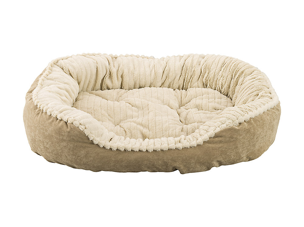 Ethical Pet Sleep Zone Carved Plush Dog Bed Reviews Wayfair