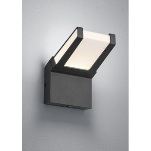 Douglass LED Outdoor Sconce With Motion Sensor By Sol 72 Outdoor
