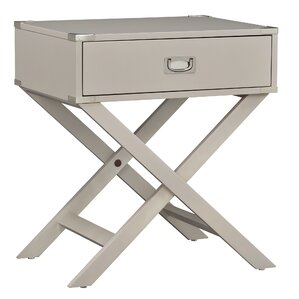 Joanne 1 Drawer End Table