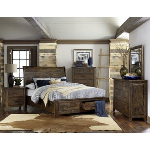 Amey Queen Platform Configurable Bedroom Set