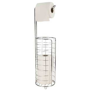 Dispenser Free Standing Toilet Paper Holder