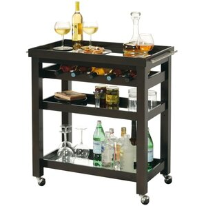 Pienza Wine and Bar Cart by Howard Miller?