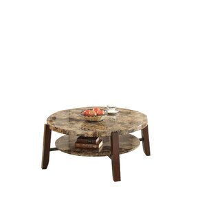 Coutee Coffee Table with Storage
