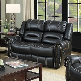 Laura Reclining Loveseat by Red Barrel St..