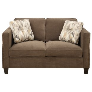 Savings Baugh Loveseat by Brayden Studio Reviews (2019) & Buyer's Guide