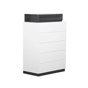 Global Furniture USA Lexi 5 Drawer Chest Image