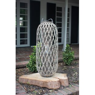 Willow Glass Lantern