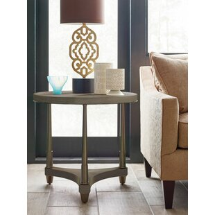 Aalborg End Table by Brayd..