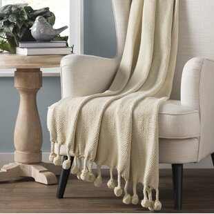 Augustine Cotton Throw Blanket