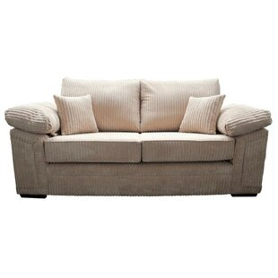Victoria 3 Seater Sofa By Winchester Leather Ltd