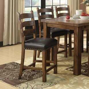 Lyons 25 Bar Stool (Set of 2) Loon Peak