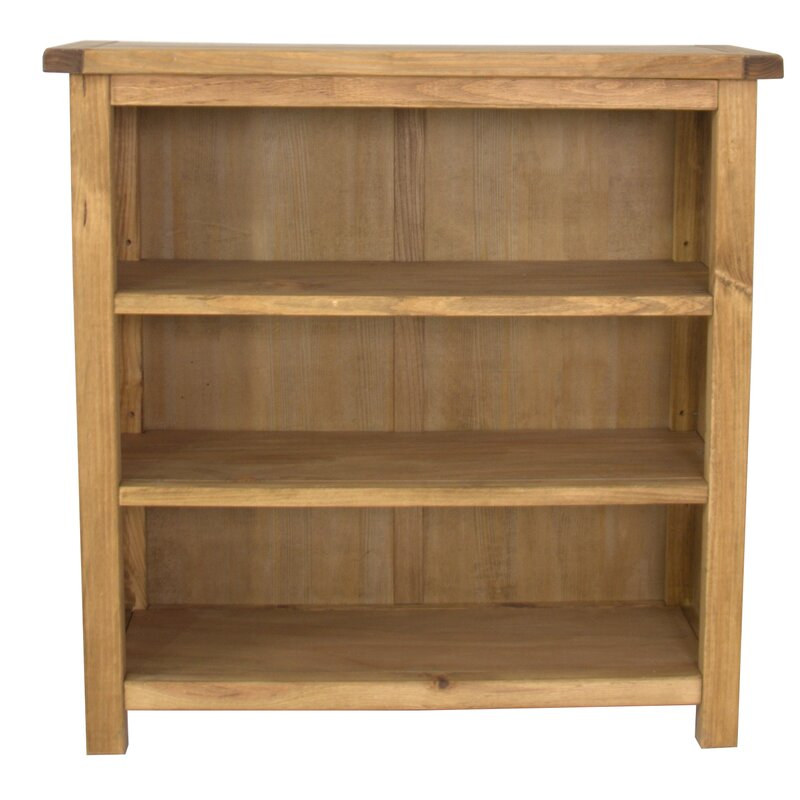 Low 90cm Bookcase by Hazelwood Home