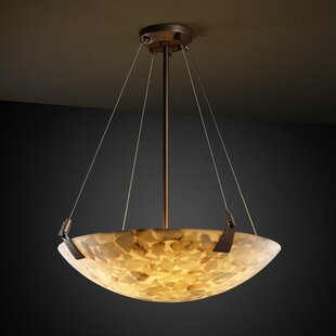 Rosecliff Heights Conovan 3-Light Bowl Pendant