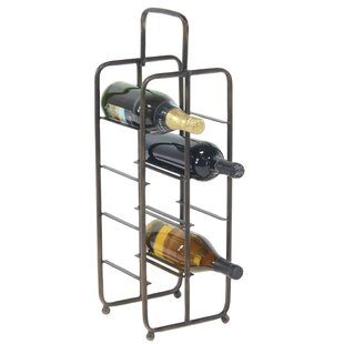 Williston Forge Dominque 8 Bottle Tabletop Wine Rack