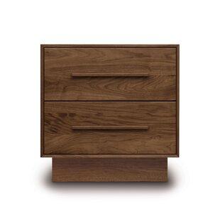 Copeland Furniture Moduluxe 2 Drawer Dresser