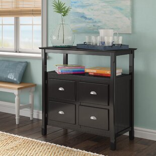 Mcgovern Two Doors Server by Beachcrest Home
