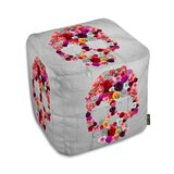 Prudhoe Cube Ottoman by Mercer41