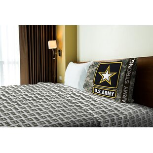 Military US Army Salute Sheet Set