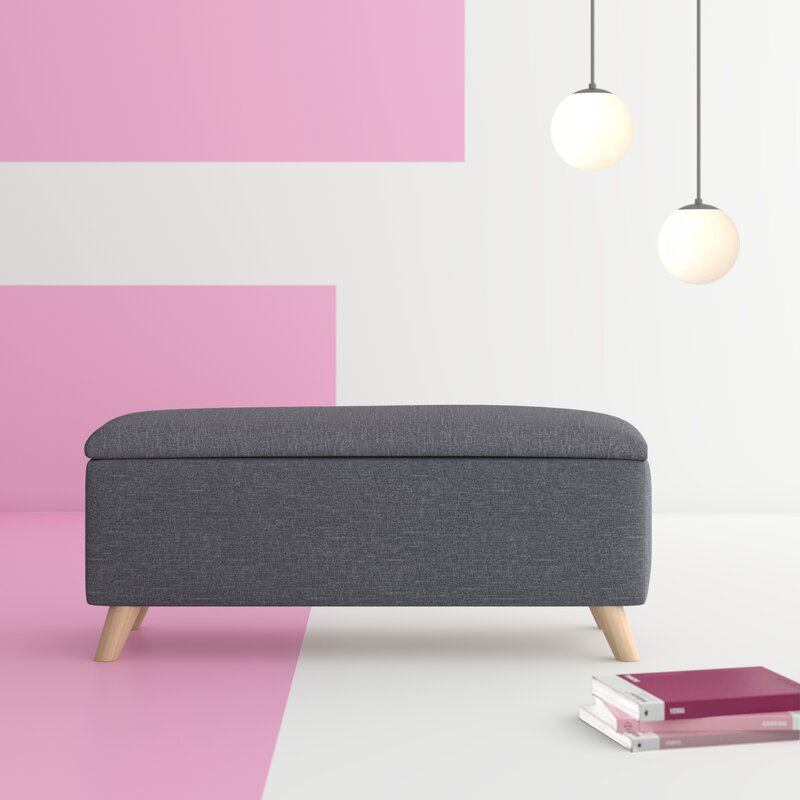 Caver Storage Ottoman from Hashtag Home