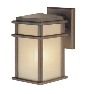 Looking for Chesterhill 1-Light Outdoor Wall Lantern By Darby Home Co