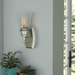 Clayton 1-Light Wall Sconce by Laurel Foundry Modern Farmhouse