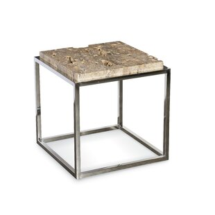 Union Rustic Kailey Aria End Table