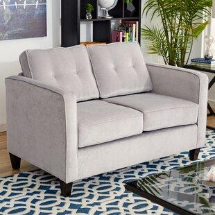 Mercury Row Serta Upholstery Cypress Loveseat
