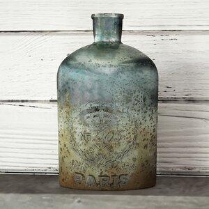 Glass Decorative Bottle