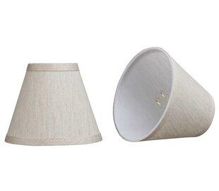 6 Linen Empire Lamp Shade (Set of 2)