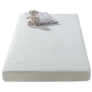 Safe Nights Essentials Cot Bed Mattress By Silentnight