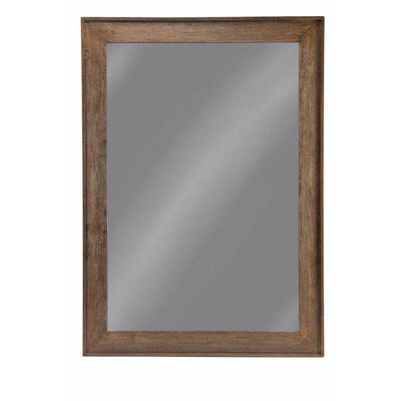 Foundry Select Berkeley Charmed Wooden Frame Full Length Mirror ...