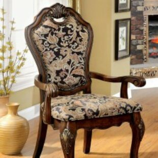 Rochell Upholstered Dining Chair (Set of 2) Astoria Grand