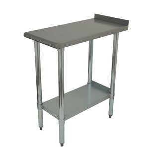 Economy Filler Prep Table Advance Tabco