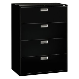 Brigade 600 Series 42W 4-Drawer Lateral Filing Cabinet