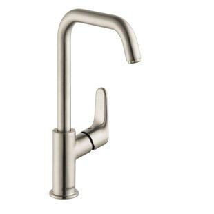 Hansgrohe Focus Single Hole Standard Bathroom Faucet