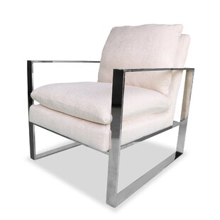 Everleigh Armchair by Orren Ellis Wonderful