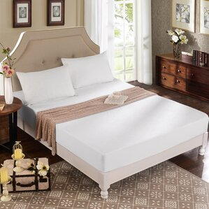 Terry Hypoallergenic Waterproof Mattress Protector by Greenzone