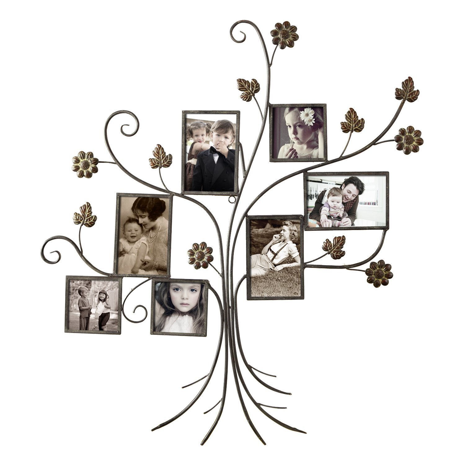 Family Tree Frame Picture Frames You Ll Love In 2021 Wayfair