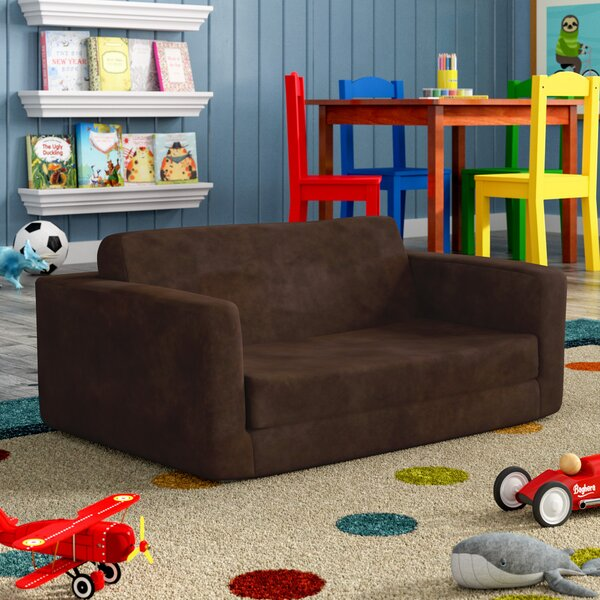 Giancarlo Toddler Flip Kids Sofa